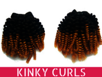 Kinky Curly Closure