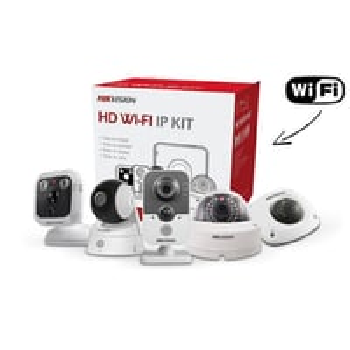 Mini Wifi Hikvision Security Camera