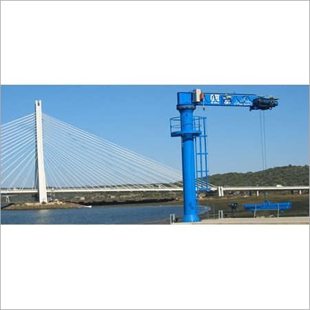 Port Jib Crane