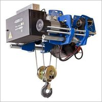 Low headroom single girder electric hoists