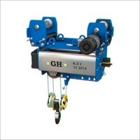 Normal headroom single girder electric hoists