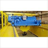 Open Winch Crane