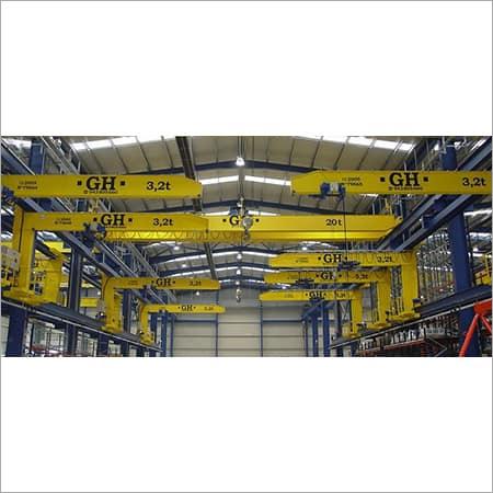 Steel Constructions Cranes