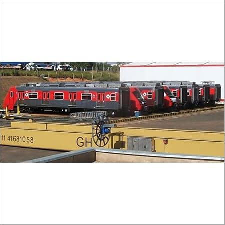 Railways Cranes