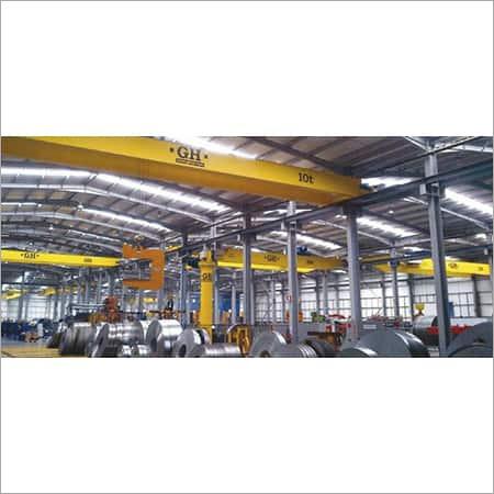 Steel Handling Cranes