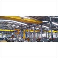 Steel handling