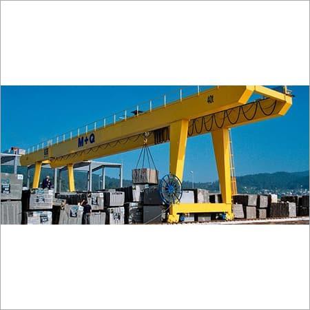 Stone handling Cranes