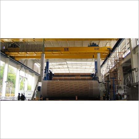 Paper Mills Cranes