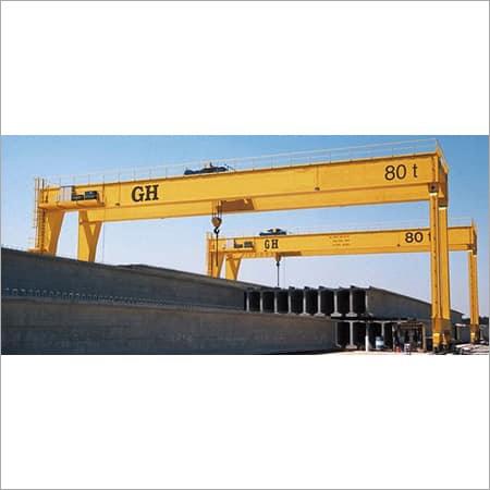Concrete Precast Cranes