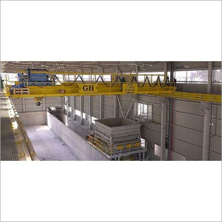 Waste Management Cranes