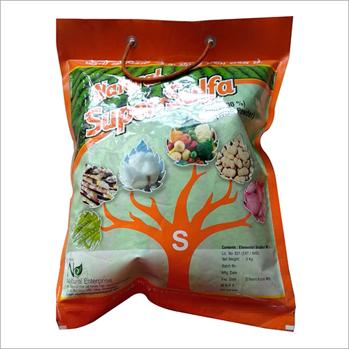 90 WDG Sulphur Powder