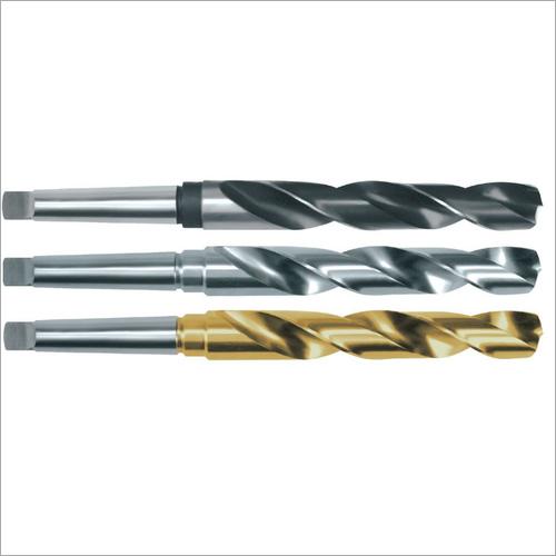 HSS Taper Shank Drills