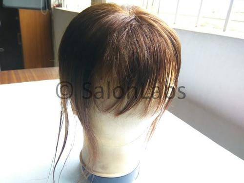 Indian Hair Mens Wig