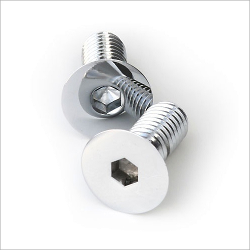 Flat Head Socket Screws for Cement Industry