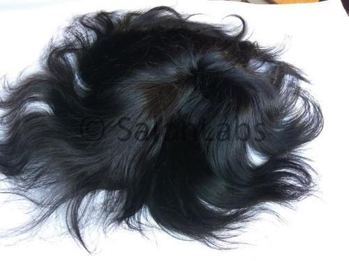 Mens Indian Hair Wig