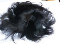 Mens Indian Hair Wig
