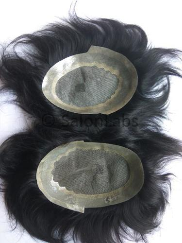 Colored Mens Wig