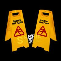 Caution Board- No Entry