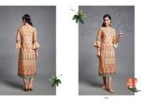 Fancy Rayon Print kurtis