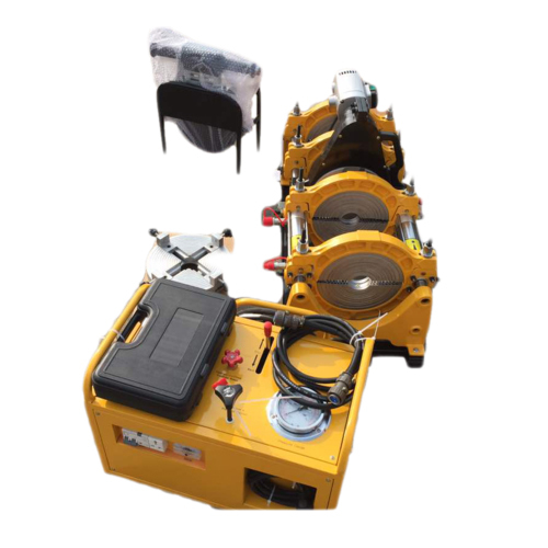 Hdpe 160mm Hydraulic Pipe Jointing Machine Semi Automatic