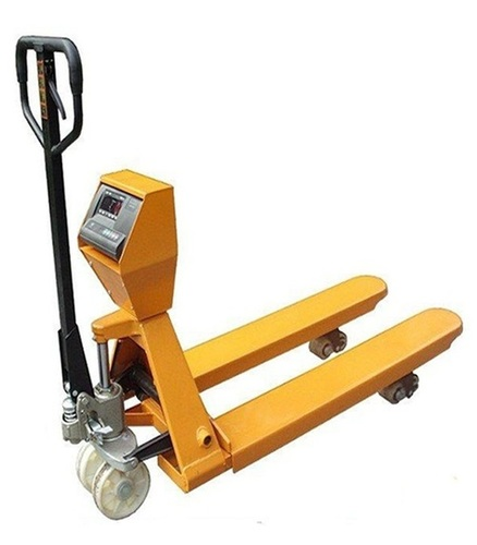 Hand Pallet Truck Weighing Scale 2 Ton