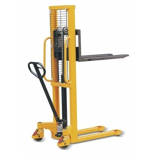 Hand Pallet Stacker capacity 1 Ton