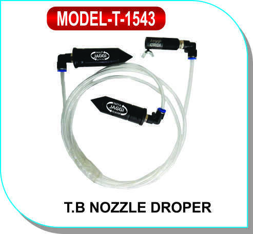Test Bench Nozzle Dropper