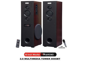2.0 Tower Speakers