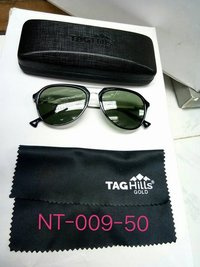 Taghills Gold Polorised sunglasses