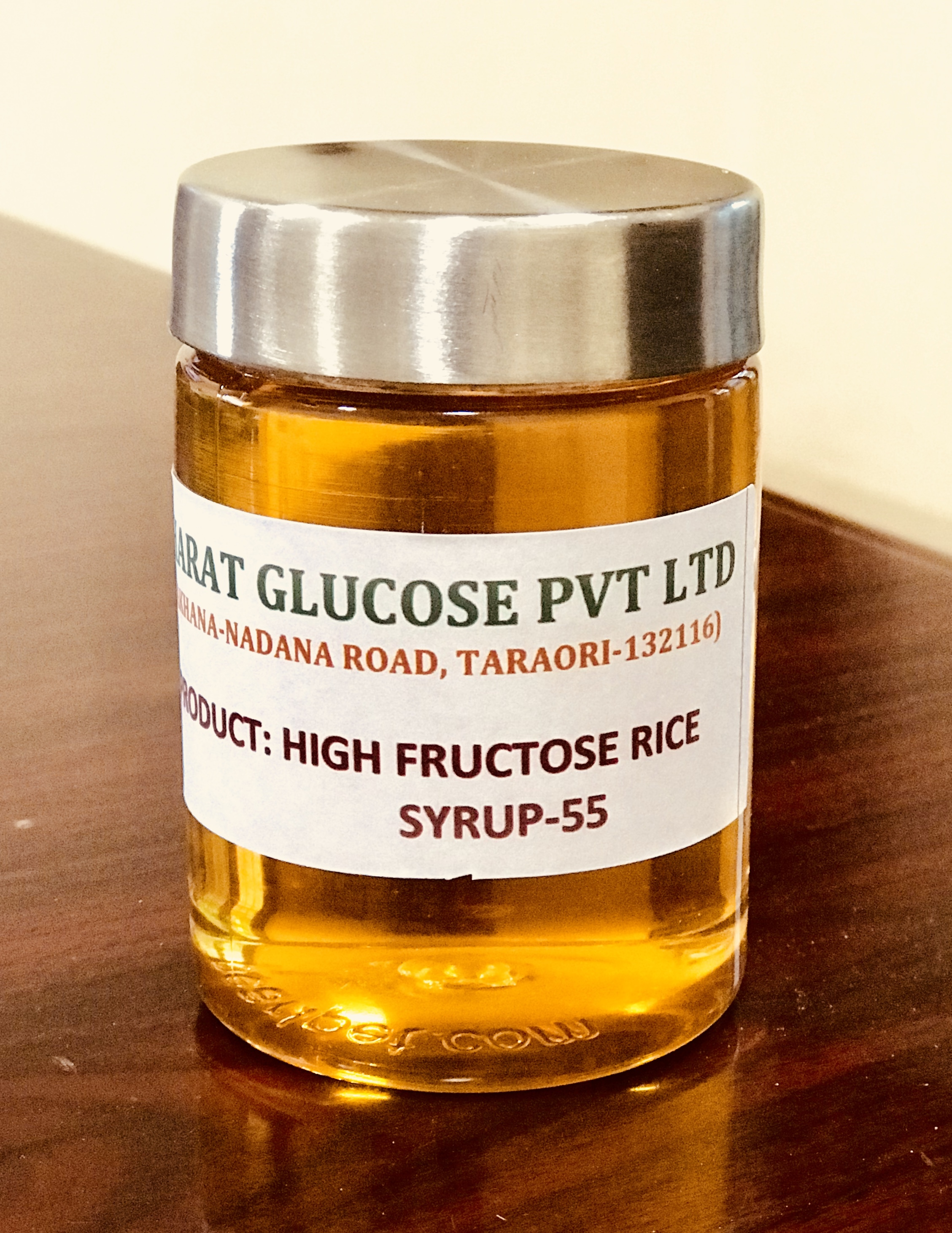 High Fructose Rice Syrup