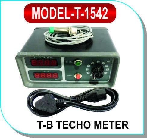 Test Bench Techo Meter