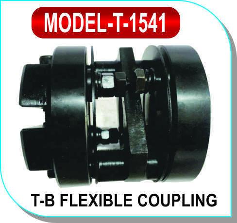 Test Bench Flexible Coupling