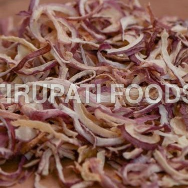 Dedydrated Red Onion Flakes