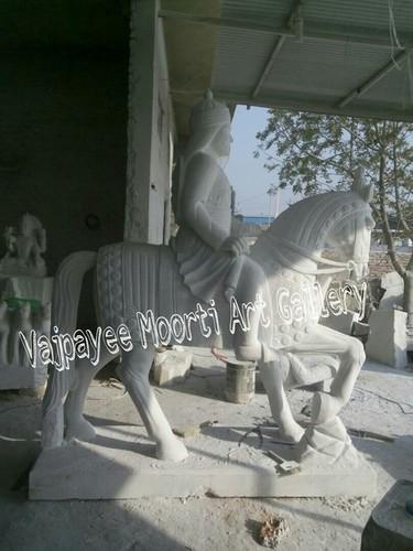 Mahahrana Pratap Statue