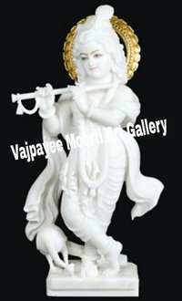 Single Solo Krishna Statue