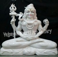 Marble Shiva Sculpture