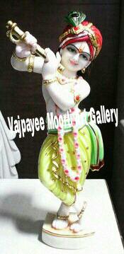 Handcrafted Krishna Statue