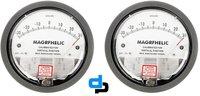Dwyer USA Model 2020 Magnehelic Gage Range 0-20 Inch WC