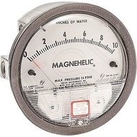 Dwyer 2210 Magnehelic Differential Pressure Gauge 0-10 PSI