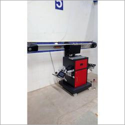 Automatic Wheel Alignment Machine