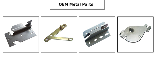 Sheet Cutting Lock Parts