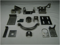 Brass Sheet Metal Forming Parts