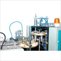 Fully Auto Paper Cup Making Machine