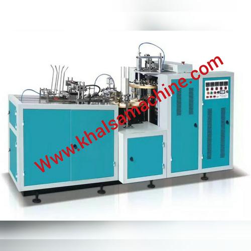 Khalsa Paper Cup Making Machine Manufacturer