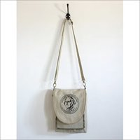 Canvas Sling Bag