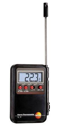 Mini alarm thermometer