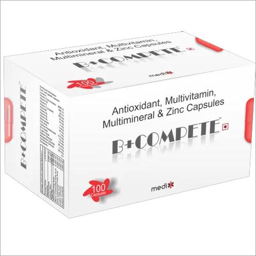 B Complex, Multiminerals & Antioxidant