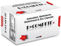 B Complex, Multiminerals & Antioxidant