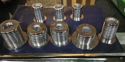 Miniature Stainless Steel Bellow