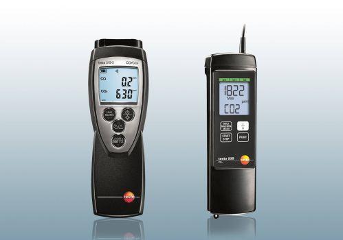 Measurement Of Indoor Air Quality